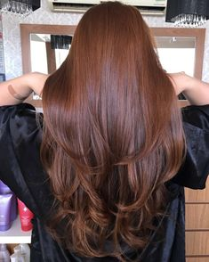 Um ruivo divo pra vocês ❤ super tratado com Bond Angel Hair Color Auburn, Brown Hair Colors, Brown Auburn Hair, Alburn Hair Color, Brown Blonde Hair, Brunette Hair, Long Brunette, Brunette Color, Ginger Hair