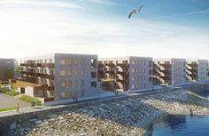 Nye boliger på Strandkanten i Tromsø