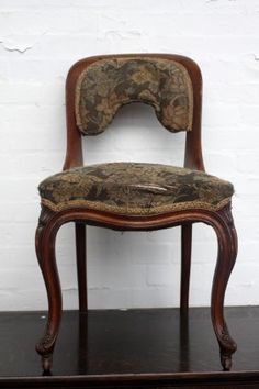 A Set Of Six Mid Victorian Dining Chairs, The