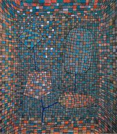 Paul Klee, Symbiosis, 1934