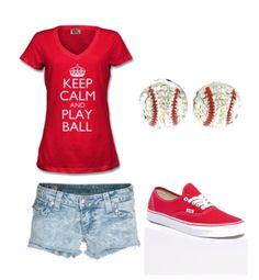 Cute!!! For baseball season....