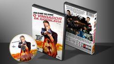 O Vingador Da Iugoslávia - Capa   VITRINE - Galeria De Capas - Designer Covers Custom   Capas & Labels Customizados