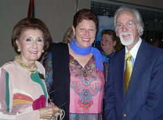 Guests with Dr. Joseph Polizzi during the reception for the Treviso delegation in February 2007
