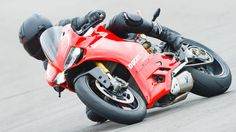 The 1199 Panigale R is the ultimate Ducati More power, more revs. Amateurs should run screaming.