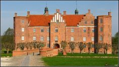 Gammel Estrup Castle, Denmark