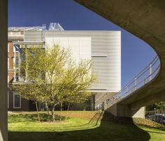 Harvard Art Museums, Cambridge (MA) - Renzo Piano RPBW https://archiscapes.wordpress.com/2015/01/15/harvard-art-museums-expansion-renzo-piano/