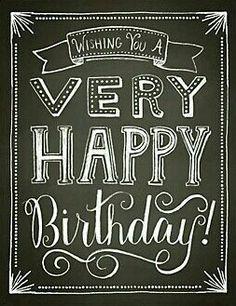 ☺ birthday