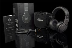 Genuine Beats by Dr. Dre Pro Detox Edition Over Ear Headphone