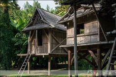 Village laotien Bambouseraie d'Anduze