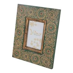 Hand Painted Wooden Frame