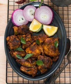 Kongunad Chicken Fry Recipe