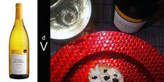 Viñas del Vero Chardonnay 2015 y tosta de dorada.