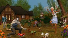 Sims 3 supernatural zombies yahoo dating