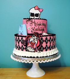 Monster High on Cake Central