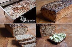 Kuchařka ze Svatojánu: ŽITNÝ CHLEBA S OVESNÝMI VLOČKAMI Bread Machine Recipes, Banana Bread, Cooking Recipes, Cookies, Healthy, Desserts, Food, Health, Crack Crackers