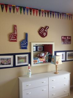 Best College Pennants Great Idea For Boys Room Decor Kid's Room Pinterest Room Decor 640 x 480