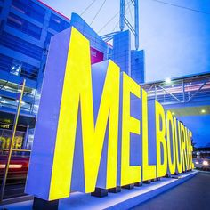 Good morning @melbourneairportau! #welcome #lights #colour #melbourneairport #melbourne #airport #victoria #australia #sign #arrivals #departures #travel #visitmelbourne #visitvictoria #hellomelair @visitmelbourne