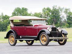 1925 Duesenberg Model A Touring by Millspaugh & Irish