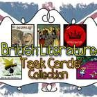 British Literature Task Cards Collection  This Teaching Pack includes 5 Sets of Task Cards for your British Literature Teaching Tool Box... -Beowul...
