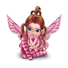 "Jasmine Becket-Griffith ""Hope"" Fairy Figurine"