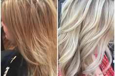 """Ani Gafafyan (@aniatmysalon) a master colorist at Studio Kay Salon in Glendale, California, met with this first time client who wanted to go blonder. """"She had one inch of regrowth, brown midshaft and light ends."""" For Gafafyan, it was a fun opportunity! Here the artist offers the HOW TO:"""