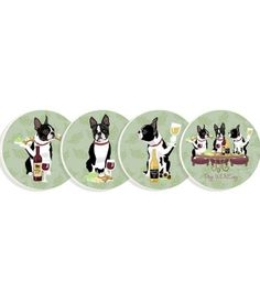 Perfect for puppy parents or wine enthusiasts. Makes great stocking stuffers as well!