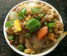 Super Easy Fried Rice. Learn how to make it the right way.