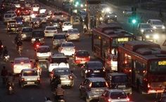 Government Okays Rs. Crore Projects To Ease Delhi, Gurgaon Traffic Road Transport, Public Transport, Motor Car, Motor Vehicle, Even And Odd, Political Events, Bus Stop, Police