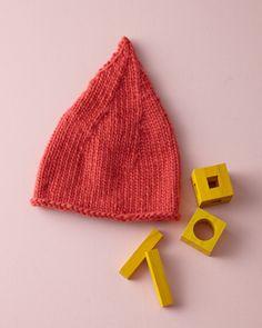 Cone Hat Pattern (Knit)