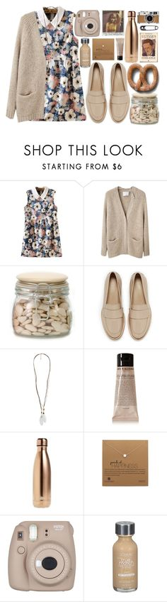 """Flora"" by cait1234 ❤ liked on Polyvore featuring 3.1 Phillip Lim, HUGO, Forever 21, Hermès, Grown Alchemist, S'well, Dogeared, Fujifilm, L'Oréal Paris and Tim Holtz"