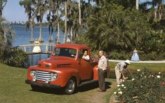 1948 Ford F-1 Pick-up