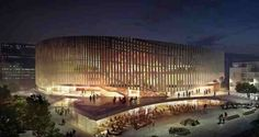 The Copenhagen Arena | 3XN