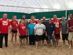 Everyone had a blast at the Teal Volleyball Tournament in honor of Lindsay Sharp! We thank everyone who was a part of this special day and who made it possible to raise funds for ovarian cancer awareness! Discover all of the awesome photos at the new Shutterfly site: https://love4lindsay.shutterfly.com/