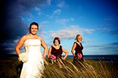 Wedding Photography in the Garryvoe, Ballycotton area of East Cork, Ireland. Cork City, Cork Ireland, One Shoulder Wedding Dress, Wedding Photography, Wedding Dresses, Fashion, Wedding Shot, Bride Dresses, Moda