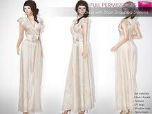 Naked bride wedding dresses