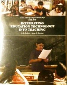 Integrating Education Technology Into Teaching -5th Edition - (Custom Edition for Daytona State College)