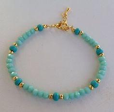 bracelet pulsera #bisuterias #bisuteriasfinas #pulserabisuteria #collares
