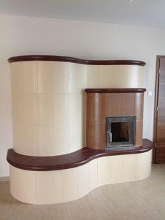 Modern   Fényképek, látványtervek: cserépkályhák(a hagyományostól a minimalista stílusig), kandallók, tűzhelyek, kemencék - Orbán Cserépkályhabolt   Cserépkályha, kandalló, kályha csempe, kályha ajtó, samott tégla forgalmazás Tiny House, Beautiful Homes, Living Room, Fireplaces, Modern, Google Search, Home Decor, Wood Stoves, Tiling