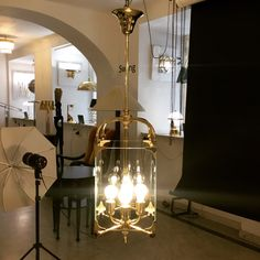 Re Edition by Woka Lamps Vienna Vienna, Modern Architecture, Lanterns, Lamps, It Cast, Chandelier, Pendants, Ceiling Lights, Led