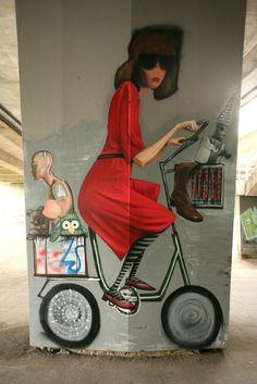 Artist: Lonac in Zagreb, Croatia