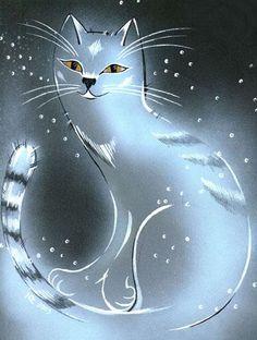 Albina: Доброе утро!!! Опа! Вот, такая вот дата- 5 апреля - День звона бубенцов на кошачьих ошейниках... Выкрутимся? Или новую придумаем? :)