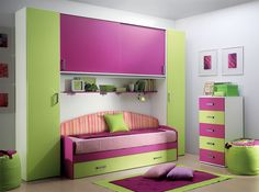 European Kids Bedroom Design VV G085 - $3,325.00
