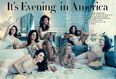 Vanity Fair: Ladies In TelevisionIssue