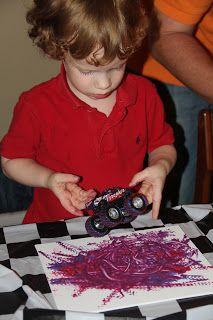 12 Balls are Better Than Monster Truck Birthday Planes Birthday, Tractor Birthday, Boy Birthday, Birthday Ideas, Monster Truck Birthday, Monster Trucks, Drakes Bday, Transportation Party, Little Blue Trucks