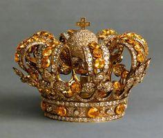 Corona de la reina Isabel II de España