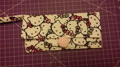 Pattern designed by designed by AiviloCharlotte Designs. Wristlets, Pattern Design, Hello Kitty, Snoopy, Handmade, Fictional Characters, Art, Arm Candies, Art Background