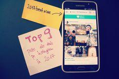 2017bestnine: Cele mai bune poze ale tale pe Instagram în 2017