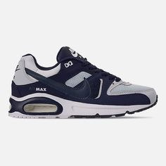 low priced cd49c deafb Men s Nike Air Max Command Mesh Casual Shoes