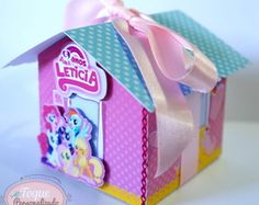 Casa My Little Pony - Festa