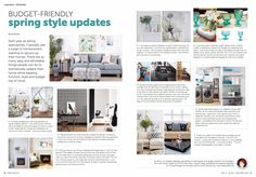 Check out the most recent GTA New Home Guide for Spring Style Updates from Jo Alcorn Dimplex Fireplace, Fireplaces, Summer Days, Spring Summer, Yellow Pages, Spring Style, Gta, Spring Fashion, New Homes